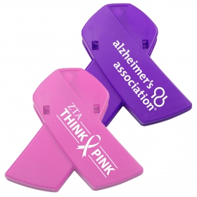 Promotional products: Ribbon Clip With Magnet