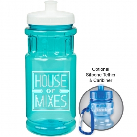 Promotional products: 20oz Shoreline Bottle With Push Pull Lid
