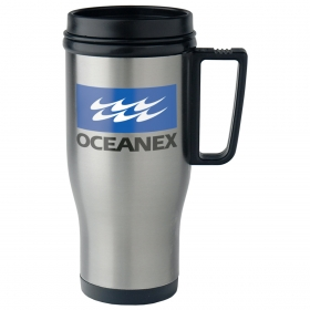 Promotional products: 14oz stainless steel auto mate mug