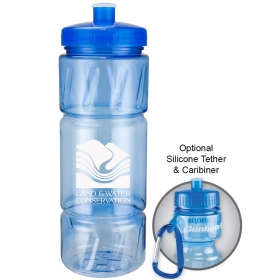 Promotional products: 26 Oz Value Bottle (push Pull Lid)