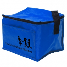 Promotional products: 6 Pack Cooler Bag