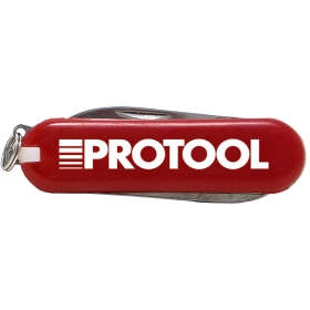 Promotional products: 6 Function Pocket Knife