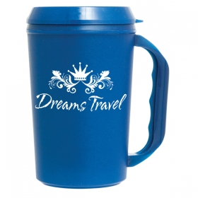 Promotional products: 22oz Insulated Travel Mug