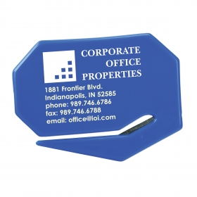 Promotional products: Original keystone cutter