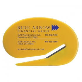 Promotional products: Oval Keystone Cutter With Magnetic Strip