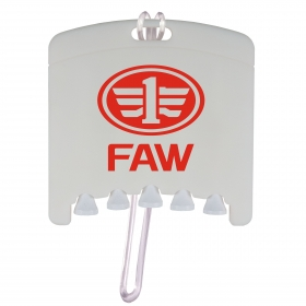 Promotional products: Golf Bag Tag With Tees
