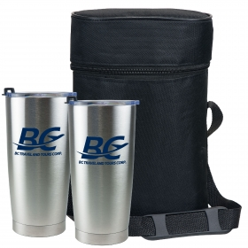 Promotional products: Deluxe Personal Travel Duo
