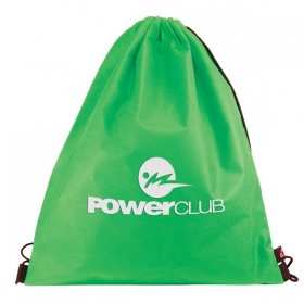 Promotional products: 14 X 16 Drawstring Backpack
