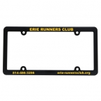 Promotional products: Slim line license plate frame
