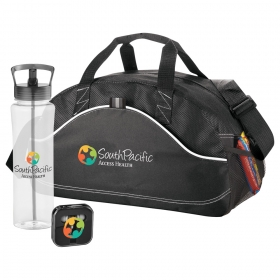 Promotional products: Gym Essentials Gift Set