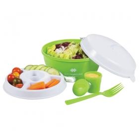 Promotional products: Color Dip Salad Bowl Set