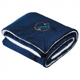 Promotional products: Comforter Throw
