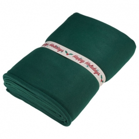 Promotional products: Happy Holidays Blanket Band