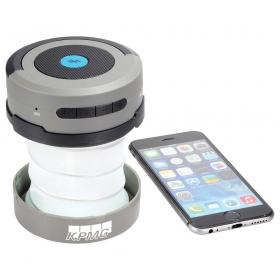 Promotional products: Bluetooth Speaker Accordion Lantern Flashlight