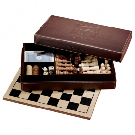 Promotional products: Fireside 6-in-1 Multi-game Set