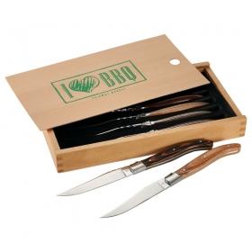 Promotional products: Laguiole(r) 6 Piece Array Steak Knife Set