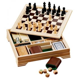 Promotional products: Lifestyle 7-in-1 Desktop Game Set