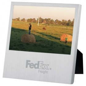 "Promotional products: Aluminum Frame - 4"" x 6"""
