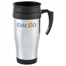 Promotional products: Java Stainless Mug 14oz