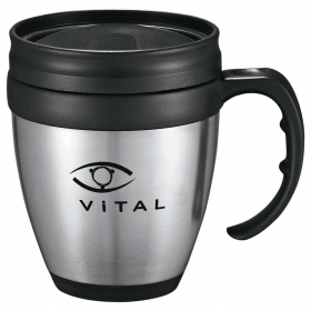 Promotional products: Java Desk Mug 14oz