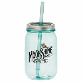 Promotional products: Vintage Mason Jar 25oz