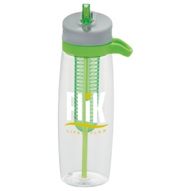 Promotional products: Mega Fuse BPA Free Infuser Tritan™ Bottle 32oz