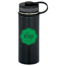 Promotional products: Trek Vacuum Insulated Bottle 18oz