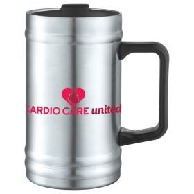 Promotional products: Cato Copper Vacuum Insulated Mug 16oz