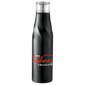 Promotional products: Hugo Auto-seal Copper Vacuum Insulated Bottle 22oz