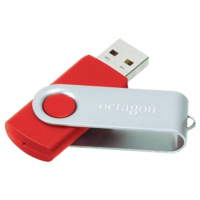 Promotional products: Rotate Flash Drive 1gb