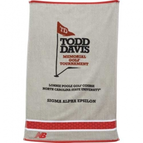 Promotional products: 2.5 lb. New Balance® Training Towel