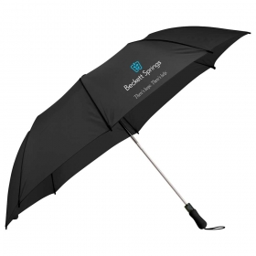 """Promotional products: 58"""" Ultra Value Auto Open Folding Golf Umbrella"""