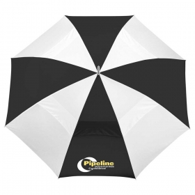 "Promotional products: 60"" Vented Golf Umbrella"