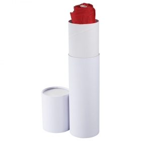"Promotional products: Umbrella Gift Box Cylinder- Small (12"" H X 3"" X 3"""