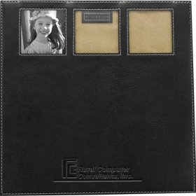 Promotional products: Alicia Klein® Photo Frame Mousepad