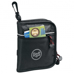 Promotional products: Triton Golf Valuables Pouch