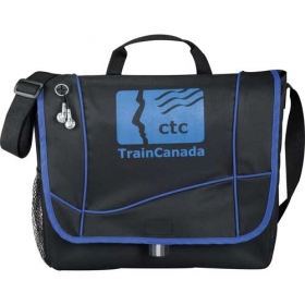 Promotional products: Tilt Messenger Bag