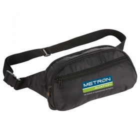 Promotional products: Brighttravels Rfid Waist Pack