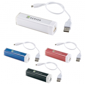 Promotional products: UL Listed Amp Power Bank