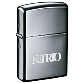 Promotional products: Zippo(r) Windproof Lighter Black Ice