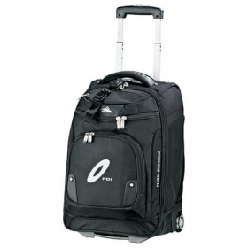 "Promotional products: High Sierra® 21"" Wheeled Carry-On Computer Upright"