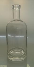 Promotional products: Winnipeg 750ml bar top liquor bottle