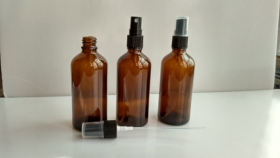 Promotional products: Amber Glass Bottles 1oz,2oz,50ml