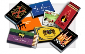 Promotional products: 23 stick box matches
