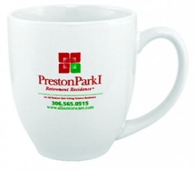 Promotional products: Bistro 16oz mug