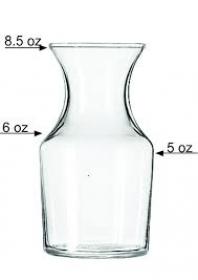 Promotional products: 8.5 Oz Carafe