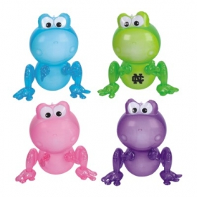 "Promotional products: 20"" inflatable frog"