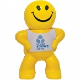 Promotional products: Mr. Smiley Stress Toy