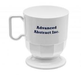 Promotional products: 8oz. Plastic Mug single use