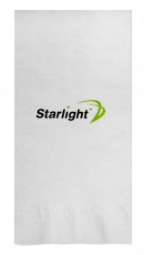 "Promotional products: 3 PLY DINNER - 4 1/4"" x 8 1/2"" - Napkins"